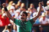 Tenis – Federer desplazó a Nadal en el nuevo ranking