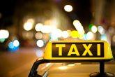 Taxis colectivos como opción para quienes trabajan de noche