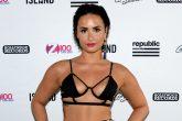 Nueva víctima de hackers: Filtran fotos íntimas de Demi Lovato