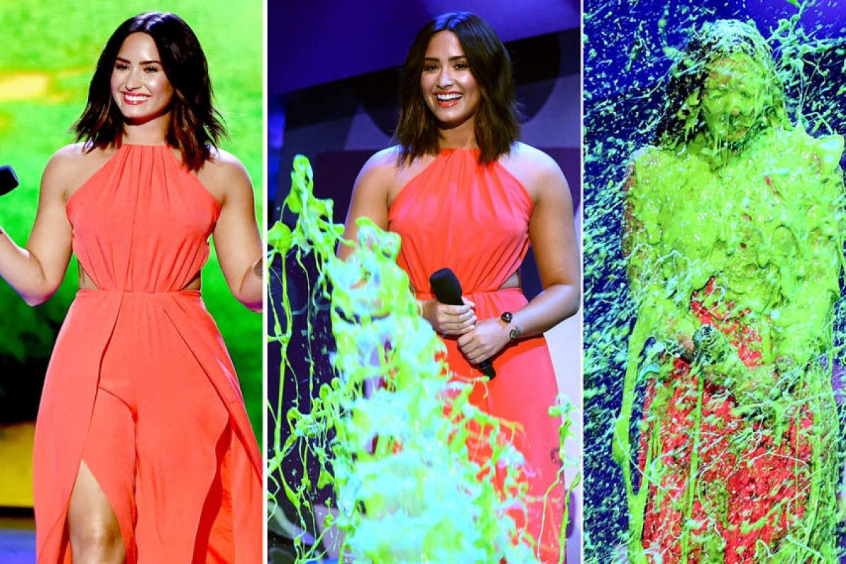 Kid's Choice Awards 2017: El resumen de la ceremonia más pegajosa de todas