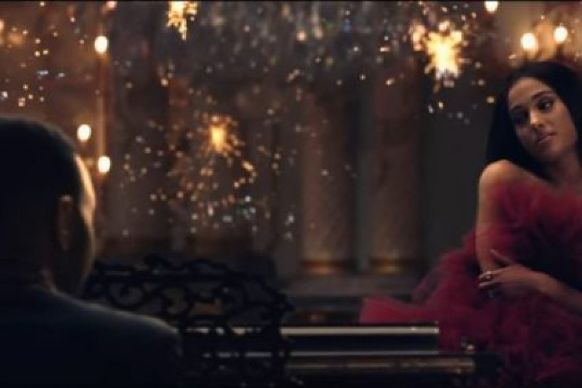"Ariana Grande y John Legend lanzan video para ""Beauty and the Beast"""