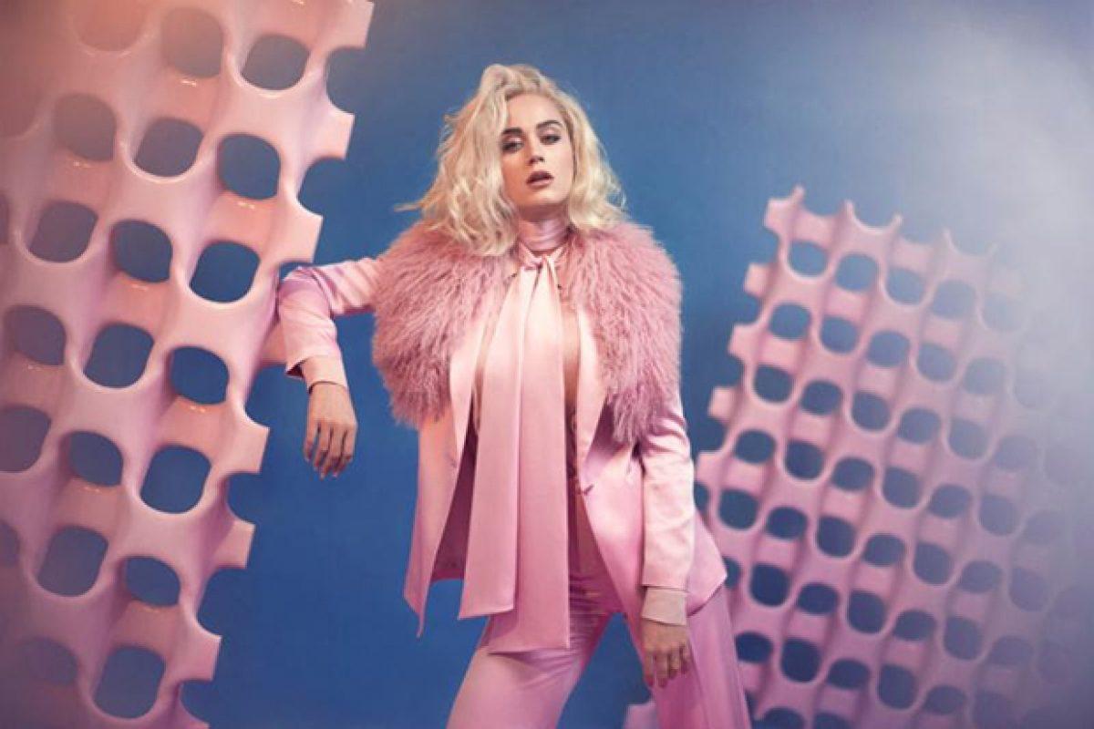 Katy Perry reveló parte de su nueva canción