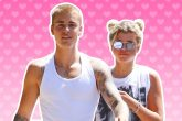 Justin Bieber no puede dejar de admirar la belleza de su ex, Sofia Richie