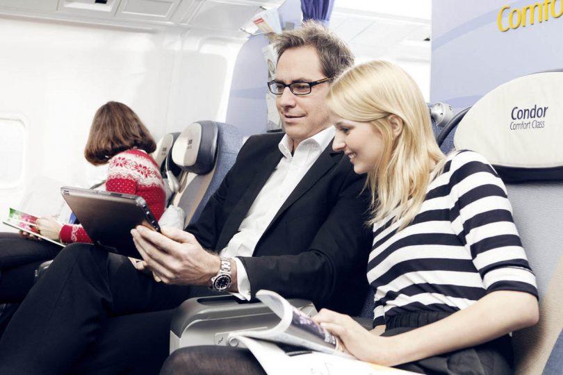 pantallas en aviones 3