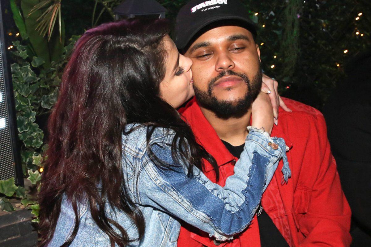 Selena Gomez y The Weeknd se pasean por Argentina