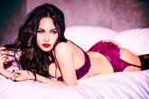 Megan Fox más sexy que nunca muestra sus curvas después de haber dado a luz