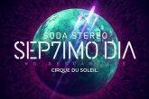 Escuchá los temas del nuevo show del Cirque Du Soleil con Soda Stereo