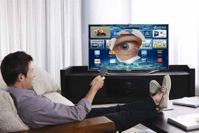 smart tv espiando