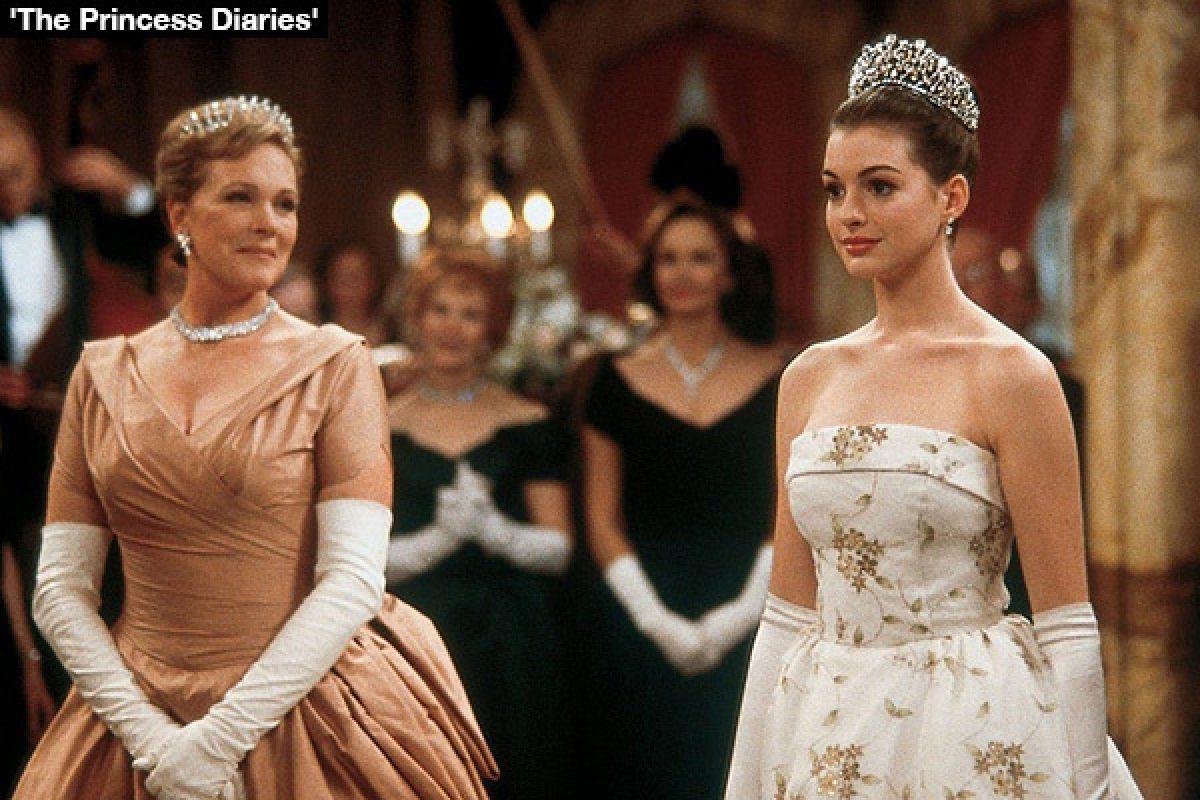 Julie Andrews y Anne Hathaway dan detalles del Diario de una Princesa 3