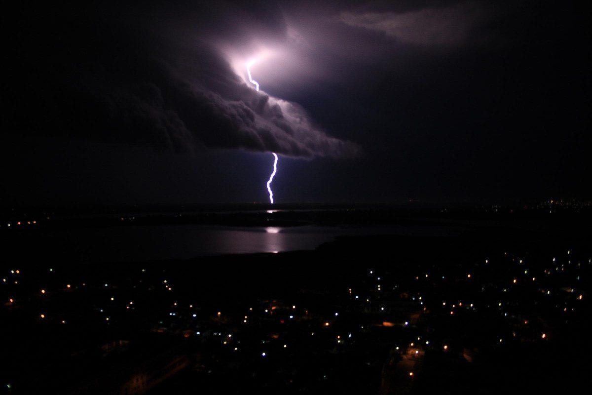 Seguirían las lluvias con tormentas