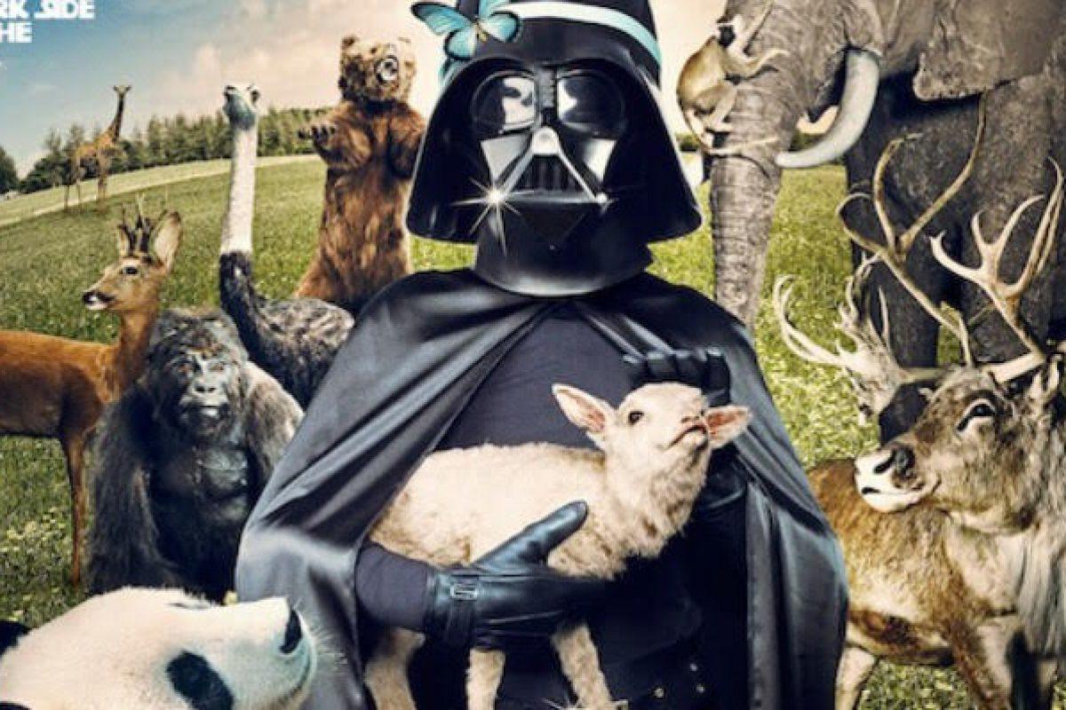 """El lado oscuro salva el planeta: Se viene la hora del planeta 2017 """"Chaco vivo juntos es posible"""""""