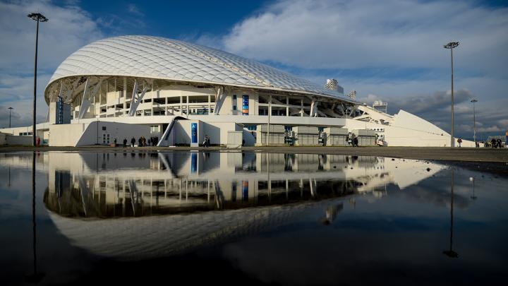 Estadio Fisht, en Sochi. Foto: Alexey Filippov / Sputnik