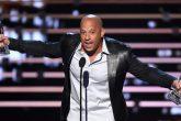 Vin Diesel cantó con voz de ardilla