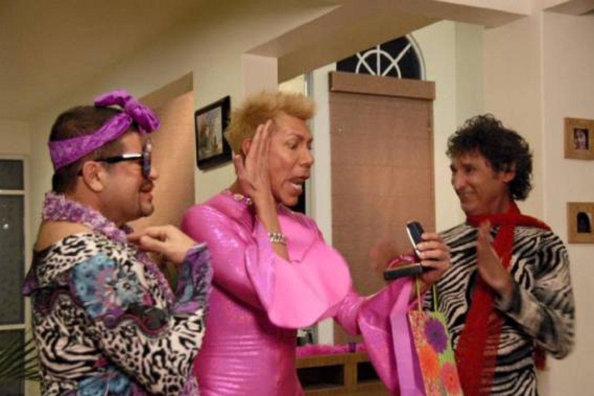 Netflix retira la película mexicana 'Pink' por homófoba