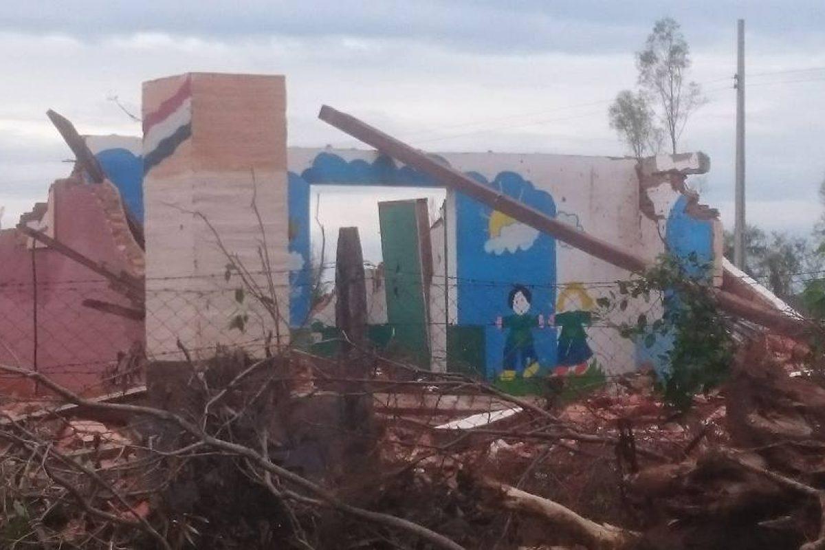 Tras temporal que dejó destrozos en Misiones, inician colecta solidaria para ayudar a damnificados
