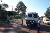 Asaltan camión de caudales en Alto Paraná