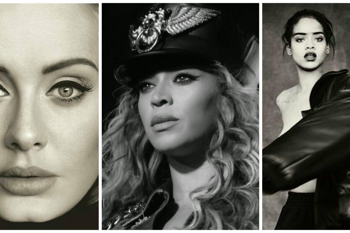 Justin Bieber, Rihanna, The Weeknd, Beyoncé y más fueron nominados a los Billboards Awards 2017