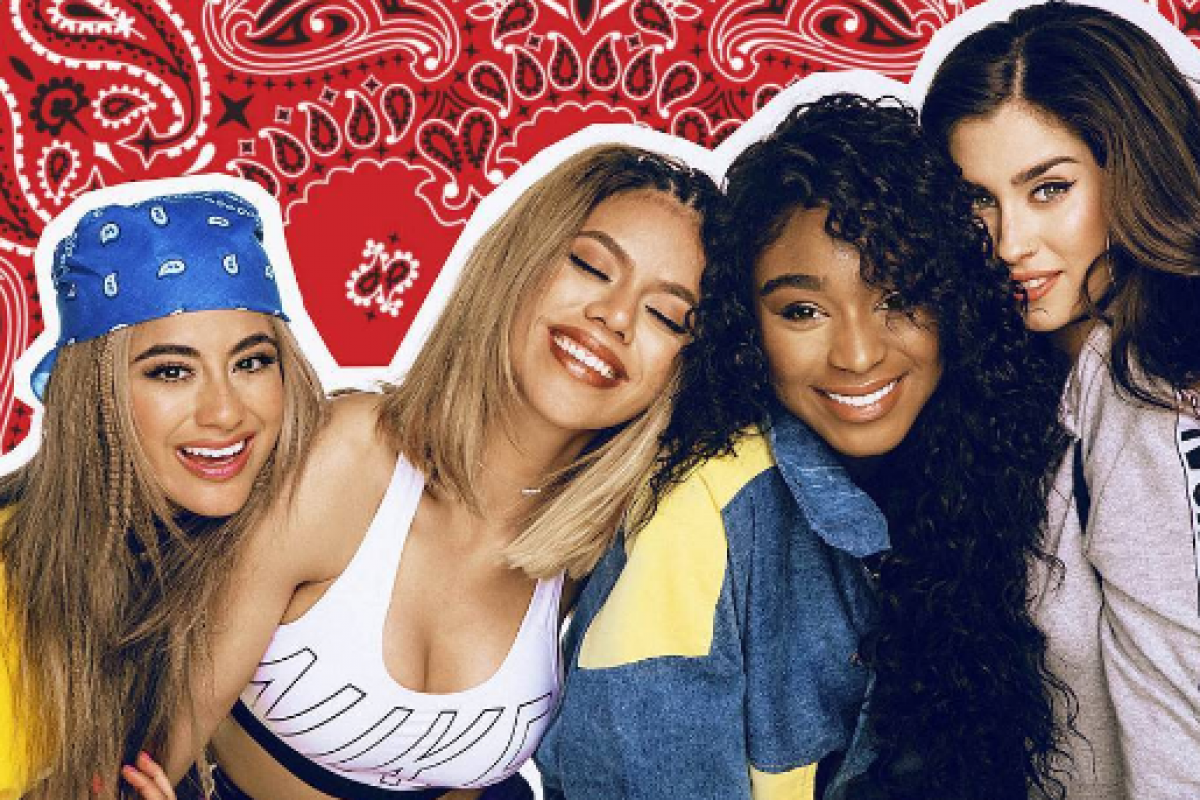 La nueva portada retro de Fifth Harmony sin Camila Cabello