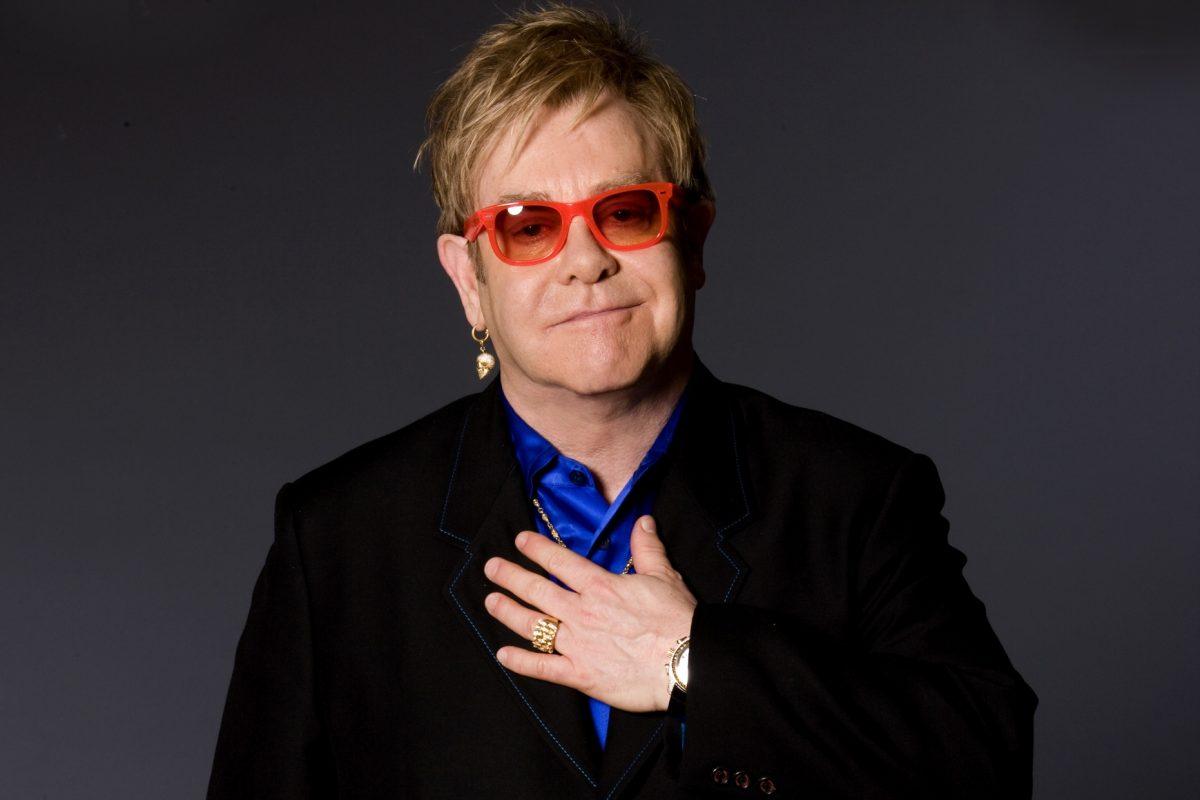 Elton John estuvo internado y canceló shows en los EEUU