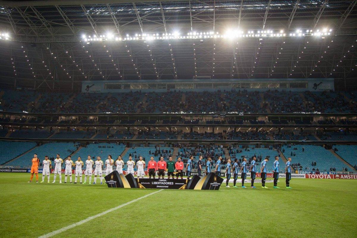 Copa Libertadores: Guaraní cae 4 a 1 ante el Gremio