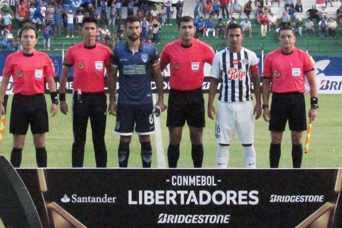 Libertad recibe hoy a Godoy Cruz por la Libertadores 2017
