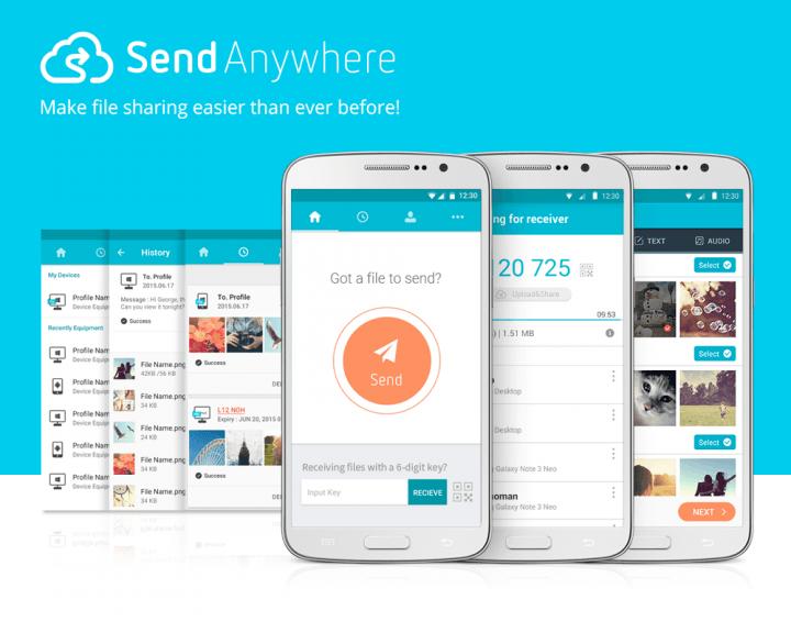 SendAnywhere