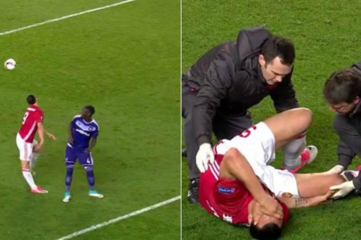 Ibrahimovic se perdería el resto de la temporada por lesión