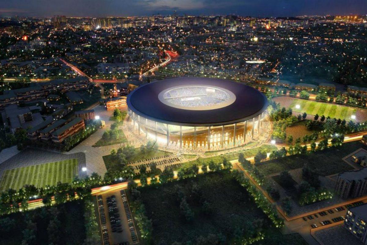 Los estadios del Mundial 2018 en Rusia