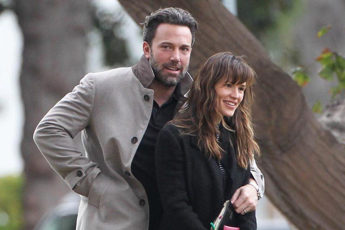 Ben Affleck y Jennifer Garner divorcian en forma oficial