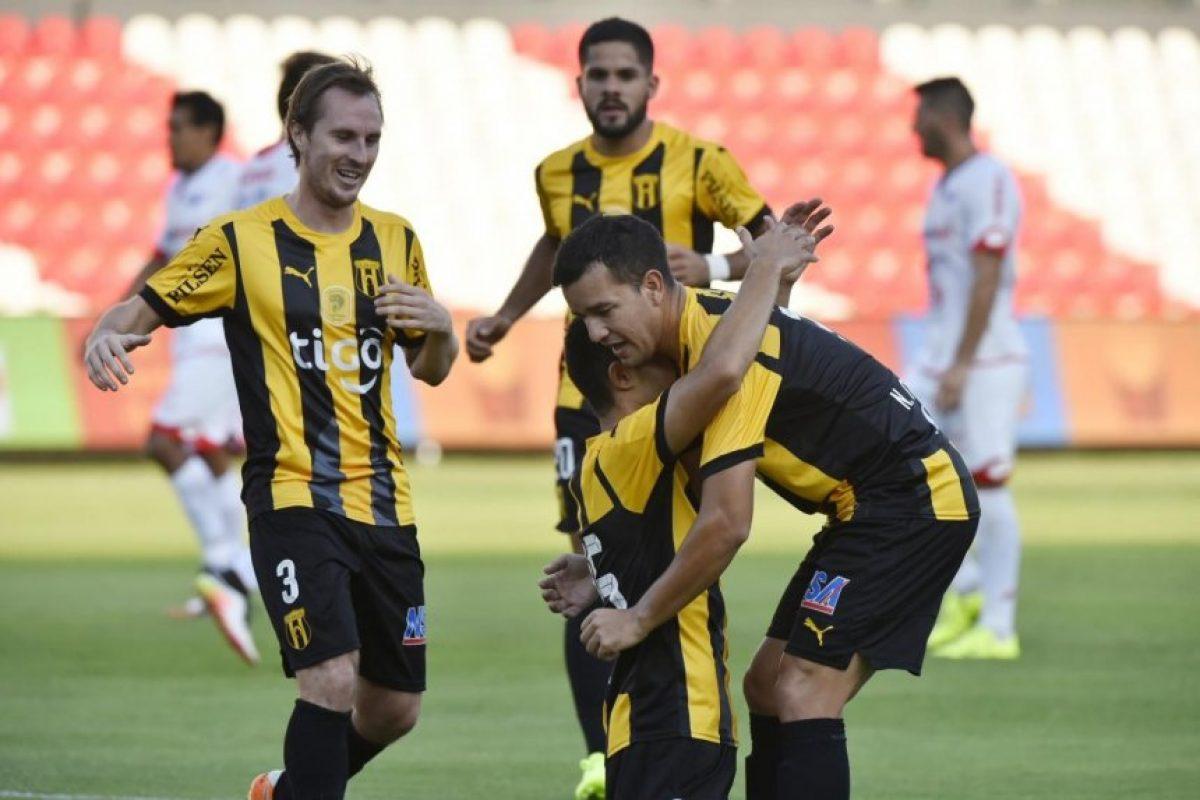 Libertad y Guaraní juegan por la Copa Libertadores esta semana