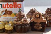 Cómo preparar cupcakes de Ferrero Rocher en forma rápida y sencilla