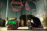 Daft Punk estrena atuendo de arte mexicano