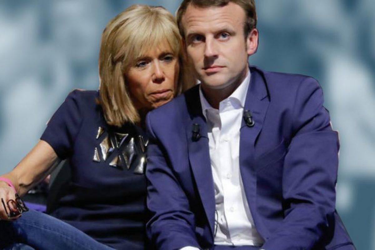 """La """"historia de amor"""" que dio mucho de que hablar en Francia"""