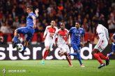 La Juventus, ante un Mónaco que no se rinde