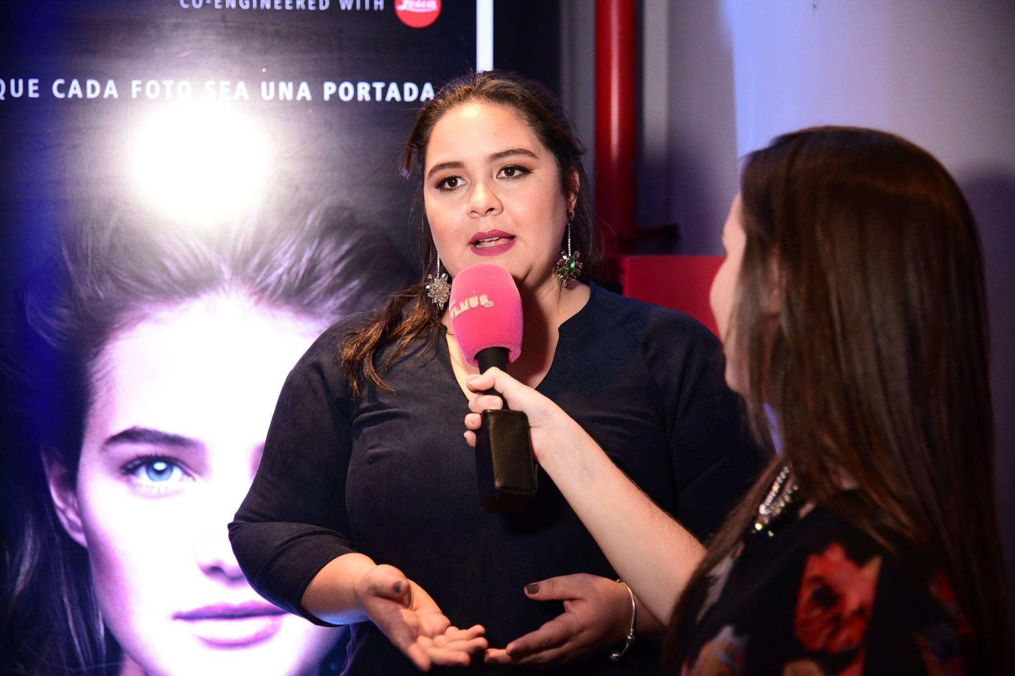 Jazmín Nuñez Gte. de Marketing. Foto: Asunción Fashion Week