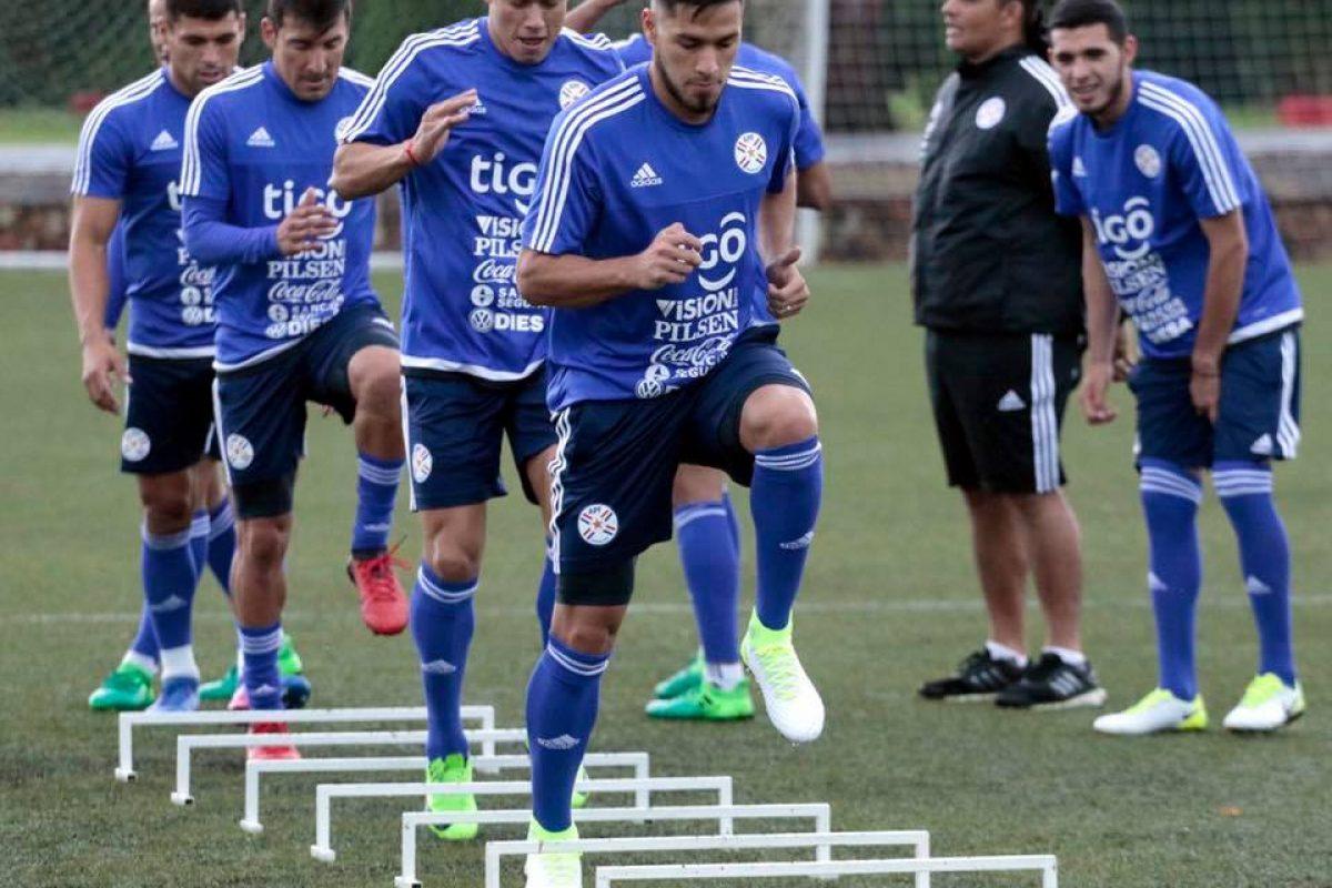Paraguay prepara sus amistosos contra Francia y Perú