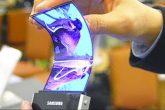Samsung presentará esta semana su revolucionaria pantalla estirable