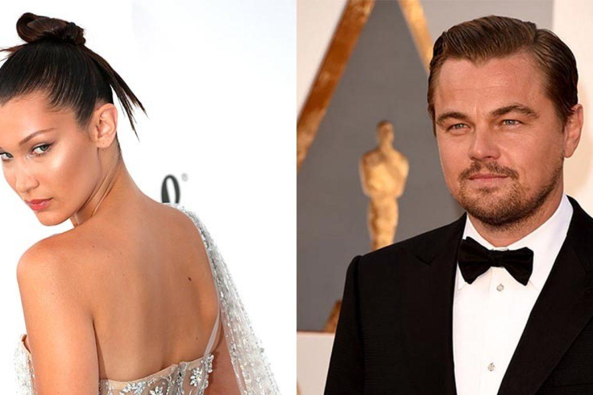 Fuertes rumores de romance entre Bella Hadid y Leonardo Di Caprio en Cannes