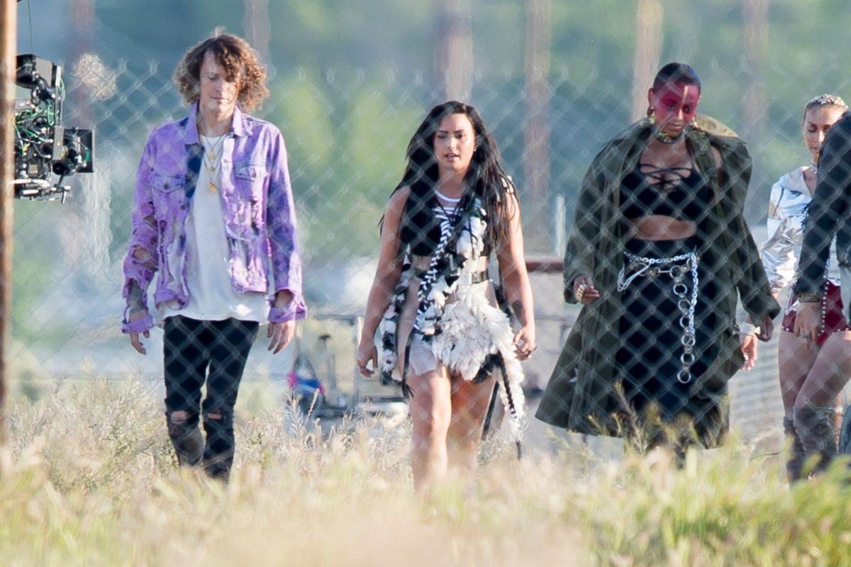 "¡Mirá el videoclip de ""No Promises"" – Demi Lovato ft Cheat Codes!"