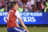 Pablo Aguilar duda si volverá a la selección
