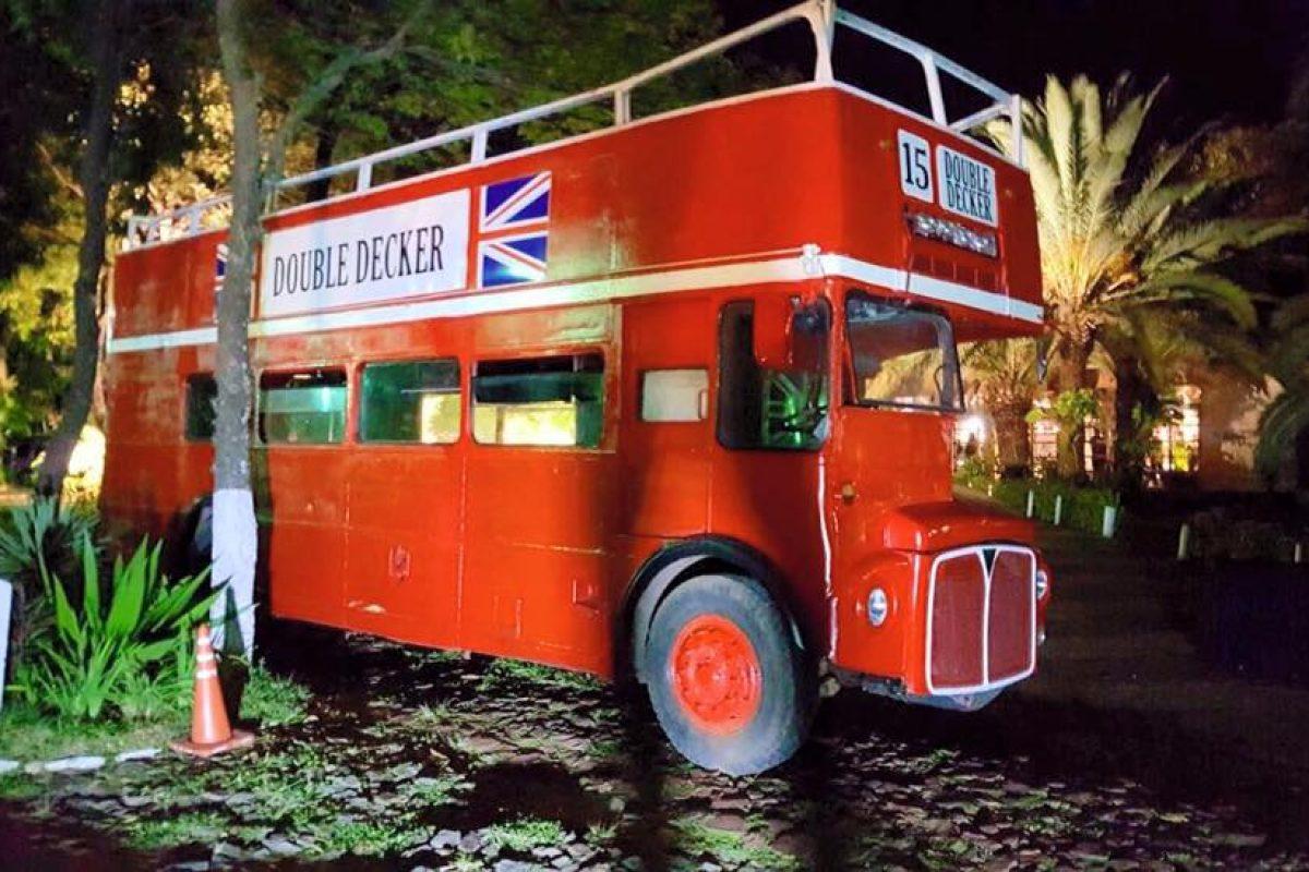Viví la experiencia Double Decker: el bus Inglés que gira por nuestras calles