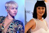 Miley Cyrus y Katy Perry así responden a la guerra mediática desatada en redes sociales