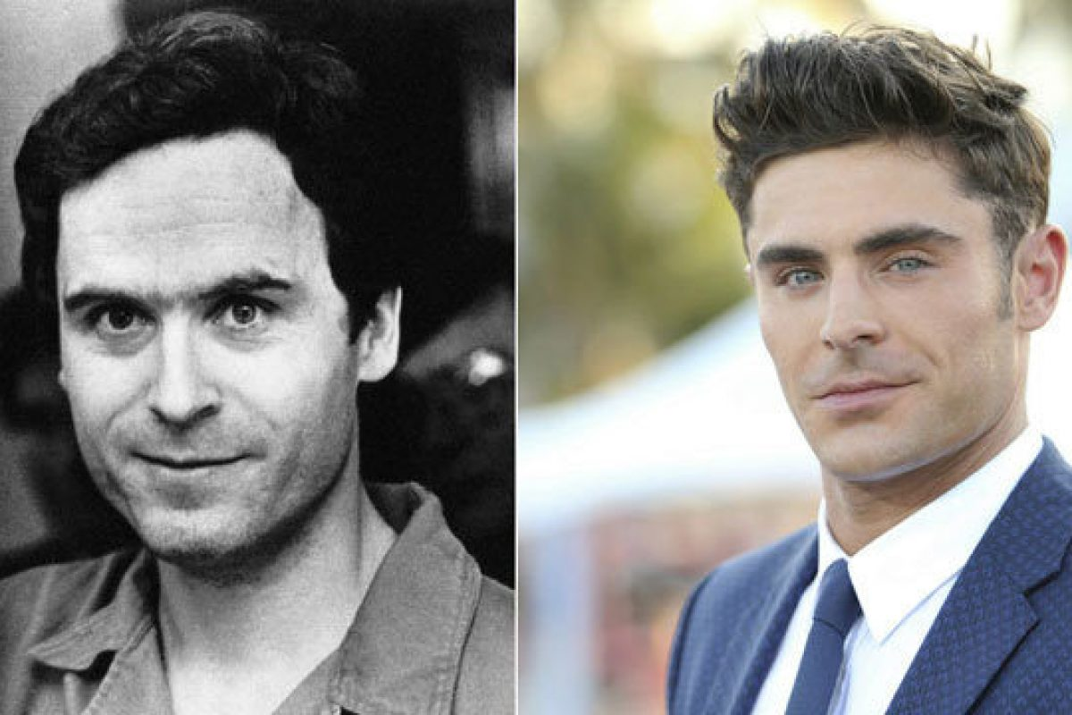 Zac Efron interpretará al asesino en serie Ted Bundy