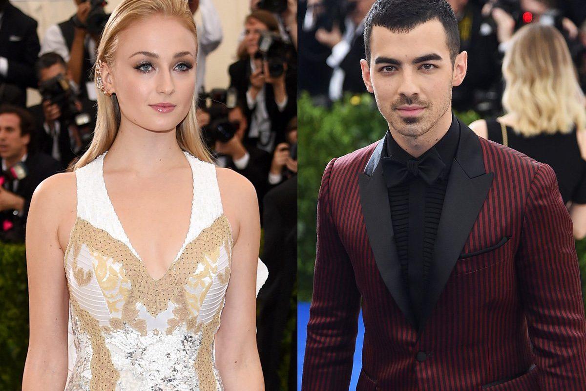 Nick Jonas capturó el momento más romántico entre Joe Jonas y Sophie Turner