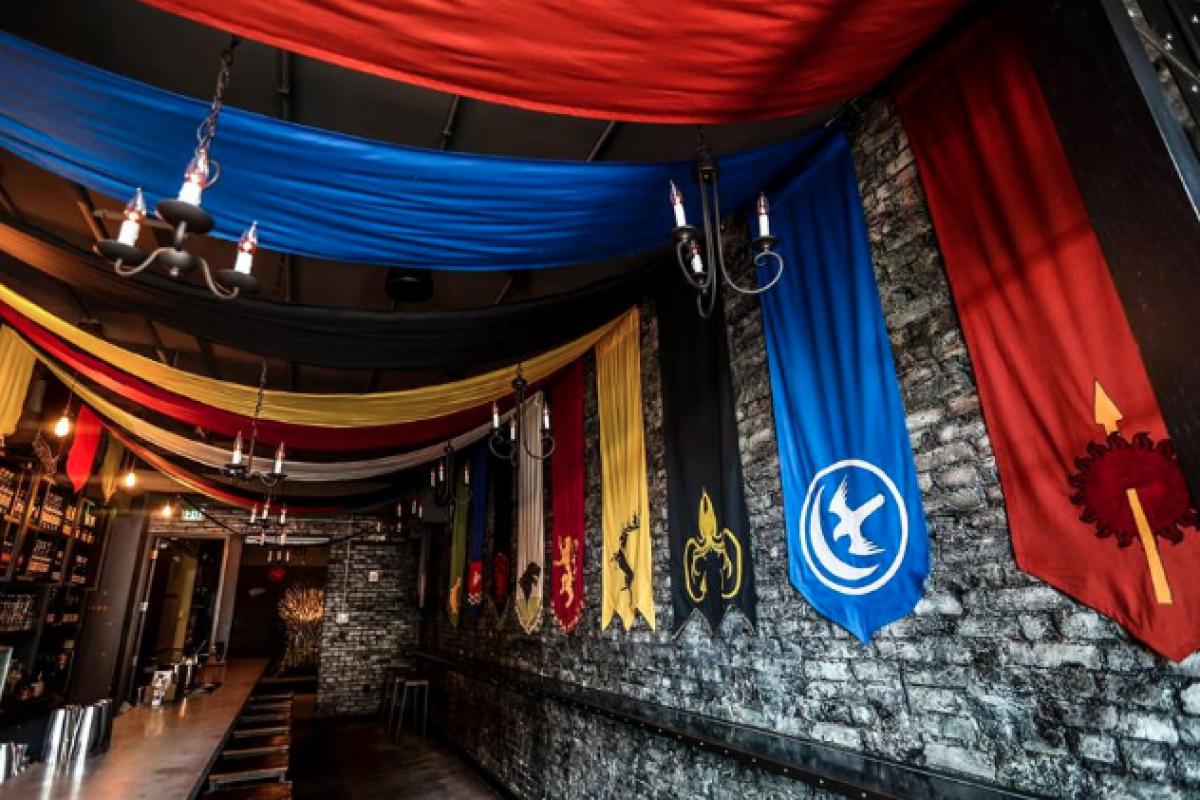 WINTER IS COMING: Inauguran bar temático de la serie Game of Thrones