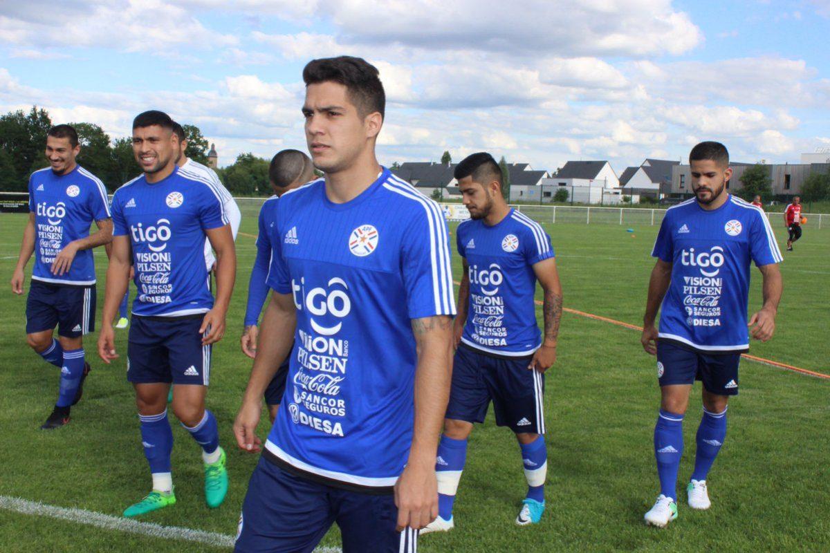 Amistoso: Paraguay vs Francia
