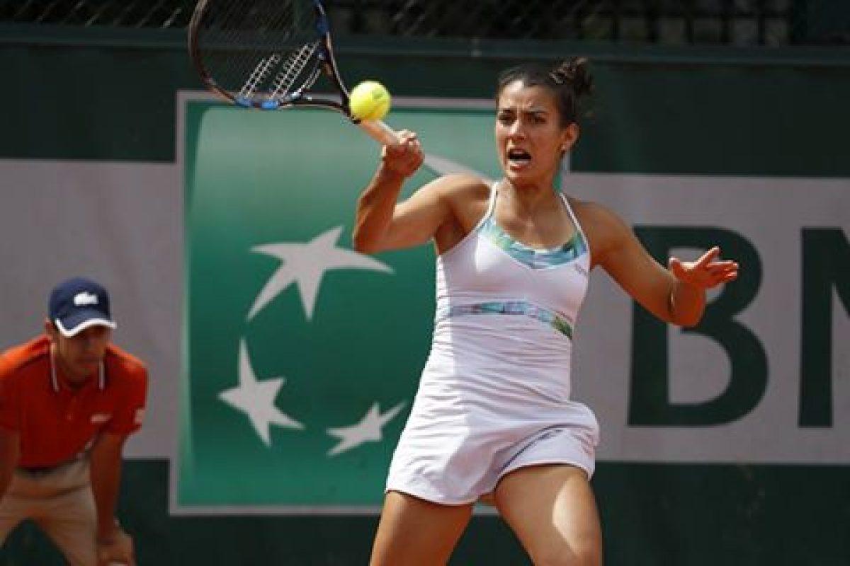 Verónica Cepede hace historia en Roland Garros 2017