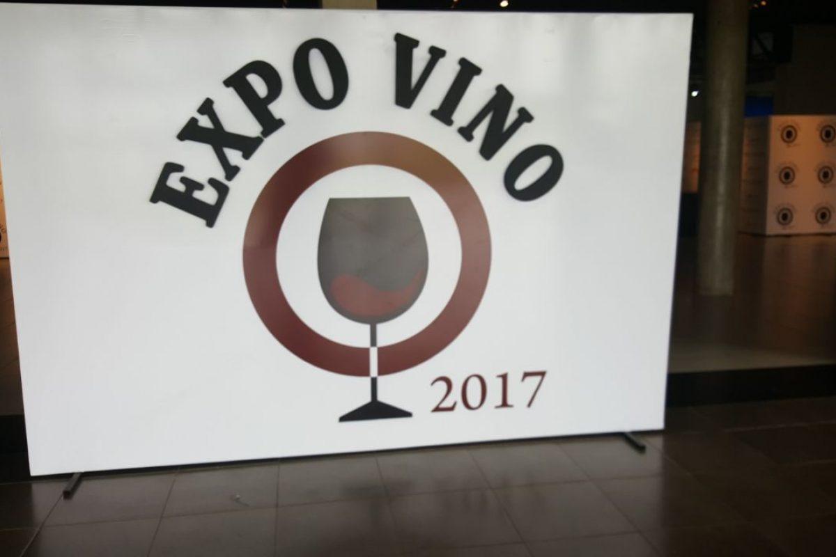 Primer día de la Expo Vino 2017