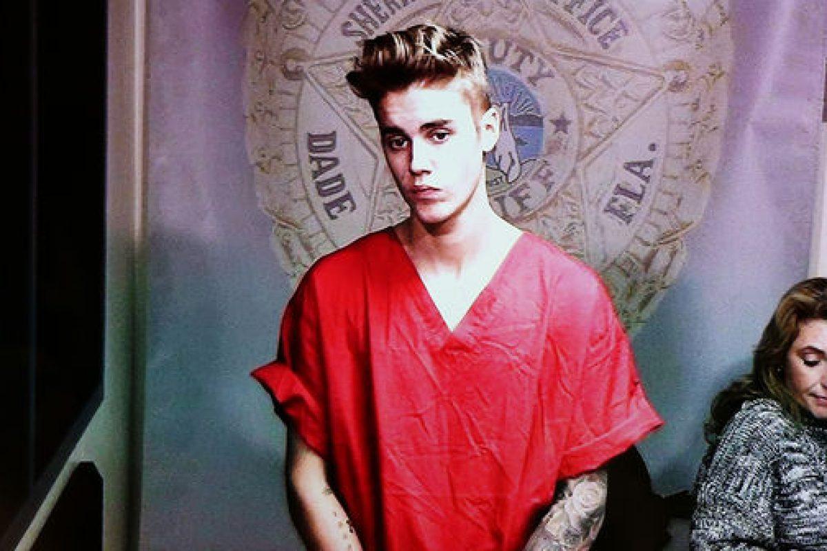 Justin Bieber prometió a sus fans nunca más pisar la cárcel