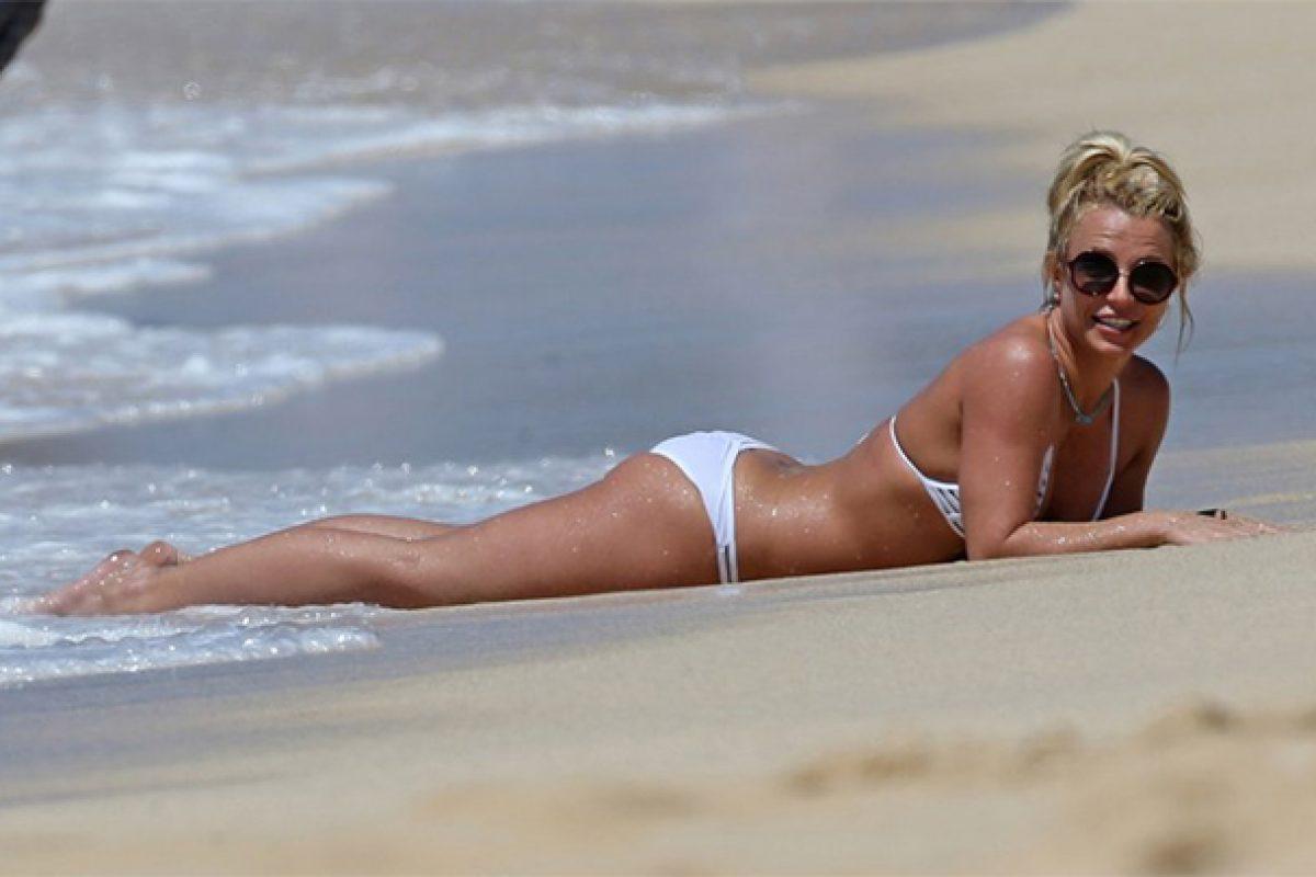 """Israel le pone """"Britney"""" de nombre a una playa"""